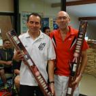 Victoire de Jean-Yves Bréard au tournoi de Changé